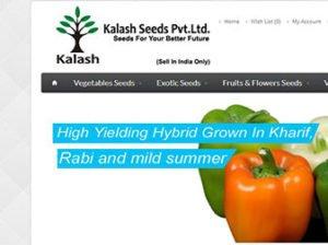 kalash seeds